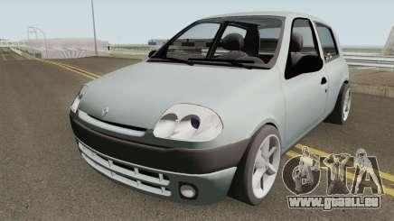 Renault Clio 2001 pour GTA San Andreas