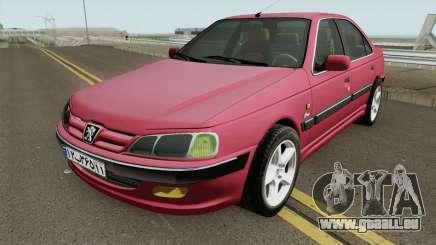 Peugeot Pars MQ pour GTA San Andreas