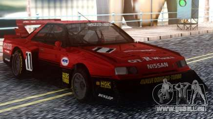 Nissan Skyline R30 Turbo Super Silhouette pour GTA San Andreas