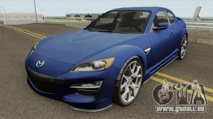 Mazda RX-8 2011 pour GTA San Andreas
