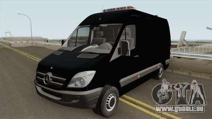 Mercedes-Benz Sprinter Magyar Rendorseg pour GTA San Andreas