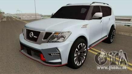 Nissan Patrol Nismo HQ für GTA San Andreas