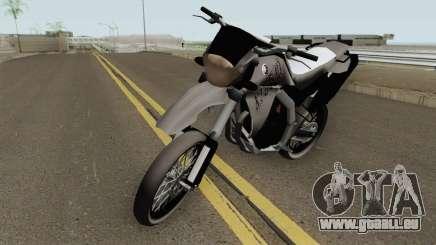 Yamaha XT660r Leve für GTA San Andreas