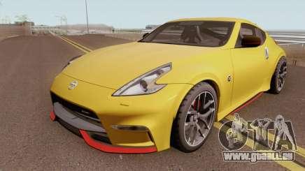 Nissan 370Z Nismo 2018 pour GTA San Andreas