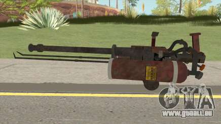 GTA Online (Arena War) Extra Flame pour GTA San Andreas
