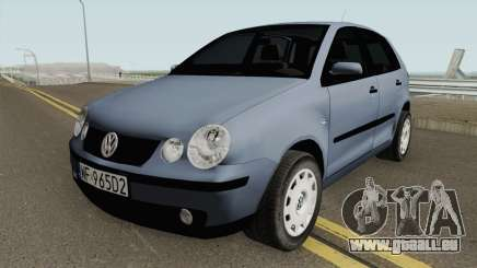 Volkswagen Lupo MK4 With Polish License Plates pour GTA San Andreas