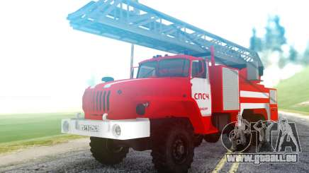 Ural 4320 ATSL pour GTA San Andreas