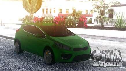 Kia Ceed 2014 pour GTA San Andreas