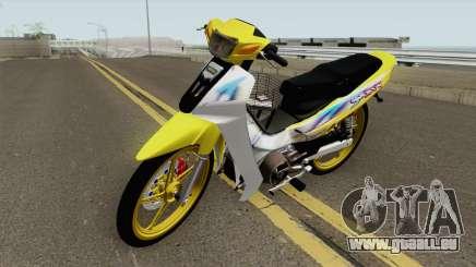Yamaha F1ZR LE für GTA San Andreas