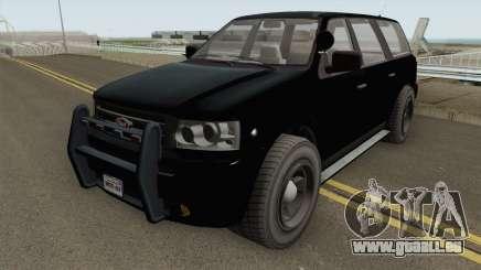 Vapid Prospector FBI V2 GTA V pour GTA San Andreas