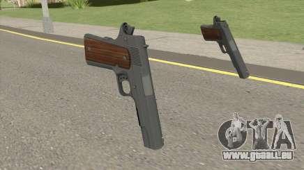 M1911 HQ für GTA San Andreas