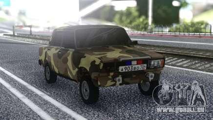 2107 Été Camouflage pour GTA San Andreas