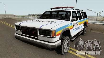 Copcarvg Policia MG TCGTABR pour GTA San Andreas