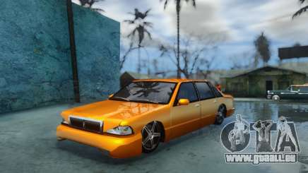 Taxi Low pour GTA San Andreas