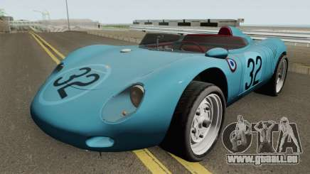 Porsche 718 RSK 1959 pour GTA San Andreas