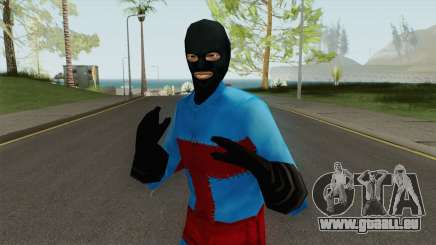 PS2 LCS Beta Toni Outfit 3 pour GTA San Andreas