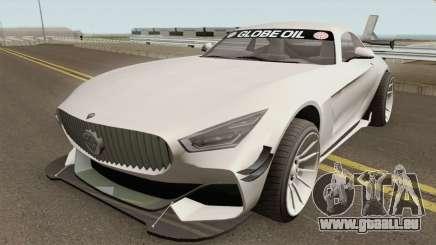 Benefactor Schlagen GT GTA V pour GTA San Andreas