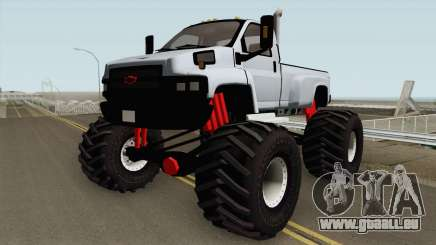 Chevrolet Kodiak C4500 Monster Truck 2008 für GTA San Andreas