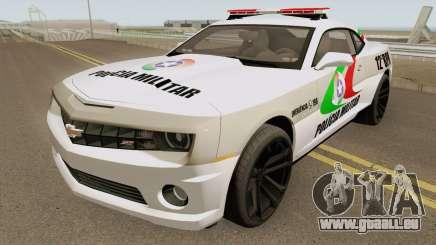 Chevrolet Camaro PMSC für GTA San Andreas