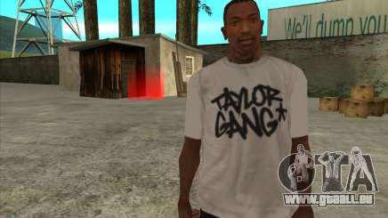 T-Shirt Ghost pour GTA San Andreas