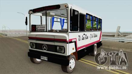 Mercedes-Benz LO608D pour GTA San Andreas