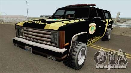 Fbiranch - Policia Federal für GTA San Andreas