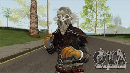 GTA Online Arena War Skin 2 HQ pour GTA San Andreas