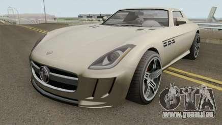 Benefactor Surano GT GTA V IVF pour GTA San Andreas