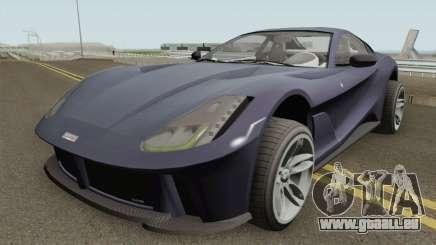 Grotti Itali GTO (812 Superfast Style) GTA V IVF für GTA San Andreas