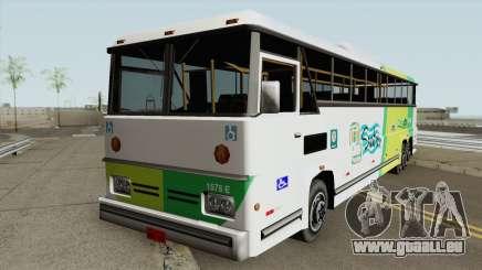 Bus Onibus Santos TCGTABR für GTA San Andreas