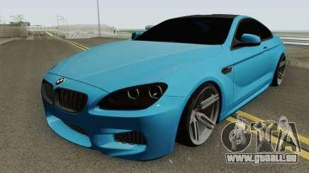 BMW M6 SlowDesign 2013 für GTA San Andreas