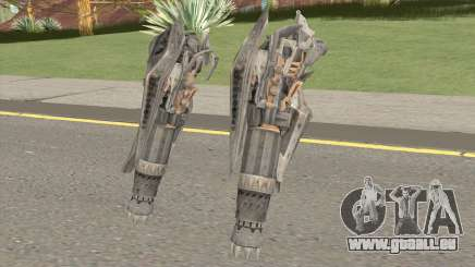 Shockwave Gun pour GTA San Andreas