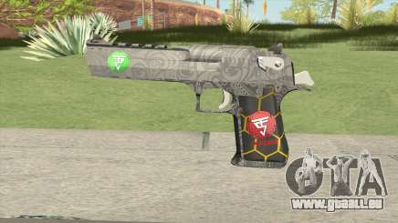 Desert Eagle (Special Troop) pour GTA San Andreas