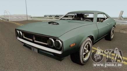 Declasse Sabre 1972 pour GTA San Andreas