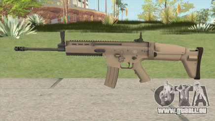 SCAR-L HQ für GTA San Andreas