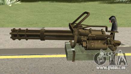 M-134 Minigun Desert Ops Camo pour GTA San Andreas