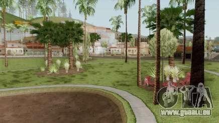 Mobile Vegetation for PC für GTA San Andreas