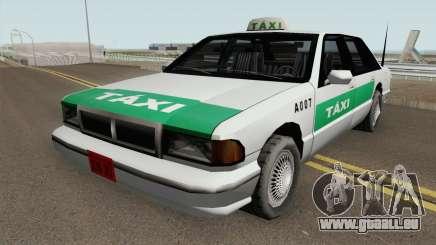 Taxi (Santos-SP-MG) TCGTABR für GTA San Andreas