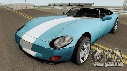 Banshee (PS2 Version) für GTA San Andreas