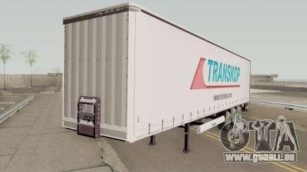 TRANSKOP Trailer pour GTA San Andreas