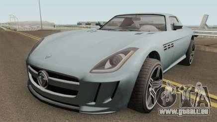 Benefactor Surano GT GTA V pour GTA San Andreas