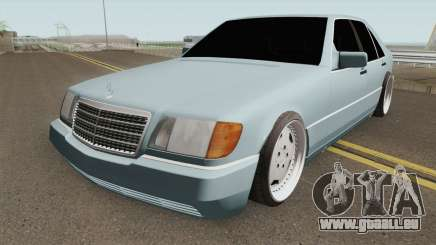 Mercedes S-Klasse W140 1991 SlowDesign für GTA San Andreas