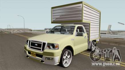 Ford F150 Van pour GTA San Andreas