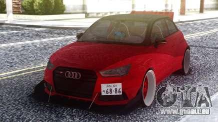 Audi S1 Sportback für GTA San Andreas