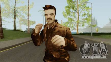 New Claude (GTA III Style) pour GTA San Andreas