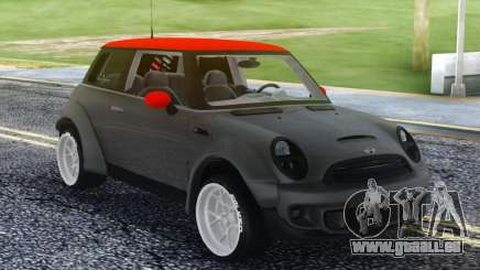 Mini Cooper S Red Roof pour GTA San Andreas