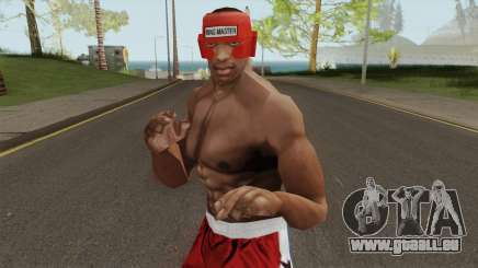 CJ Boxing Outfit (Ped) pour GTA San Andreas