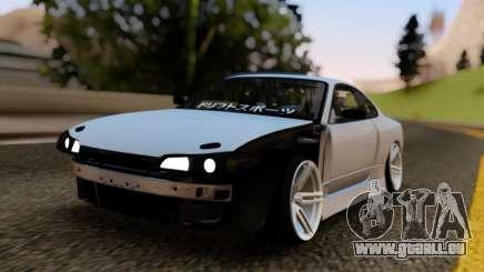 Nissan Silvia S15 Missle für GTA San Andreas