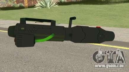 GTA Online (Arena War) Minigun pour GTA San Andreas