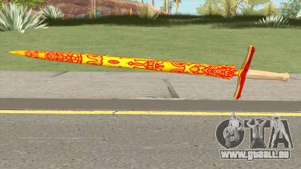 Dragon Sword pour GTA San Andreas